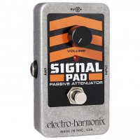 Pédale guitare Electro Harmonix Signal Pad - Passive Attenuator