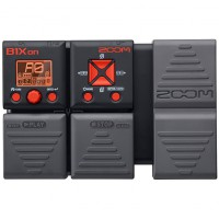 Multi-effet basse Zoom B1Xon Bass Multi-Effects Processor With Expression Pedal