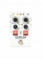 Pédale guitare Digitech SDRUM Strummable Drums