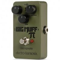 Pédale guitare Electro Harmonix Green Russian Big Muff - Distortion/Sustainer