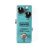 Pédale guitare MXR M296 Classic 108 Fuzz Mini