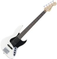 Basse 5 Cordes et plus Fender Jazz Bass Deluxe Active V (MEX, PF, 2017)