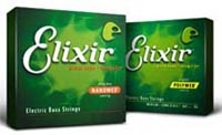 Elixir Nanoweb bass L 45-130 5 strings