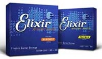 Elixir Nanoweb Light Heavy 10-52