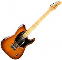 Guitare électrique Godin Session Custom TriplePlay (MN)