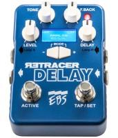 Pédale guitare EBS Retracer Delay Workstation