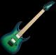 Guitare électrique Ibanez Iron Label RGAIX6MQM SRB (2018)