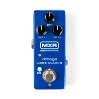 Pédale basse MXR Bass Innovations M280 Vintage Bass Octave