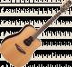 Guitare électro-acoustique Takamine GB7C Garth Brooks