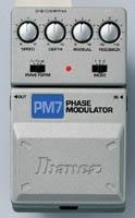 Pédale guitare Ibanez Tone lok PM7 Phase Modulator