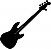 Basse 5 Cordes et plus Fender Precision Bass V American Professional II (MN, 2020, USA)