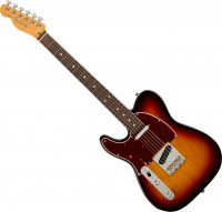 Guitare électrique Fender Telecaster American Professional II Gaucher (RW, 2020, USA)