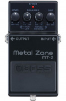 Pédale guitare Boss MT-2 Metal Zone - 30th Anniversary