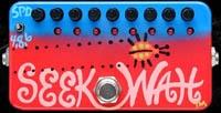 Pédale guitare Zvex Seek Wah