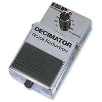 Pédale guitare ISP Technologies Decimator Pedal