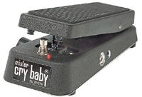 Dunlop Cry baby EW95V Mister Cry baby Super Volume Wah