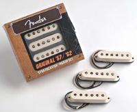 Micro guitare et basse Fender Stratocaster Original 57/62