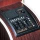 Micro guitare et basse Takamine CT4B Pre-ampli