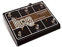 Footswitch / contrôle / sélecteur Electro Harmonix Hog Foot Controller