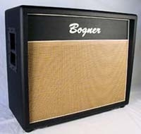 Bogner Large Size 2x12 Open Back