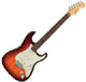 Fender Stratocaster American Deluxe Ash S-1 Switch Rosewood
