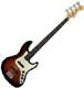 Basse 4 Cordes Fender Jazz Bass American Deluxe Rosewood