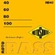 Corde Rotosound Roto Bass RB 40 40/100