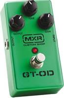 Pédale guitare MXR CSP 021 GT OD Overdrive