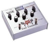 Pédale guitare Vox Cooltron Duel Overdrive