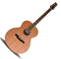 Guitare électro-acoustique Alhambra Acoustic J1 E3