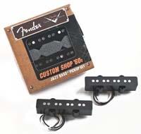 Micro guitare et basse Fender Jazz Bass Custom Shop 60'