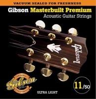 Corde Gibson Masterbuilt Premium 11-50 Ultra Light