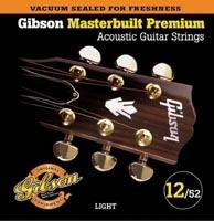 Corde Gibson Masterbuilt Premium 12-52 Light