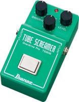 Pédale guitare Ibanez Tubescreamer/9 series TS808 Original Tube Screamer
