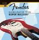 Corde Fender Super bullet 3150 R 10-46 Regular