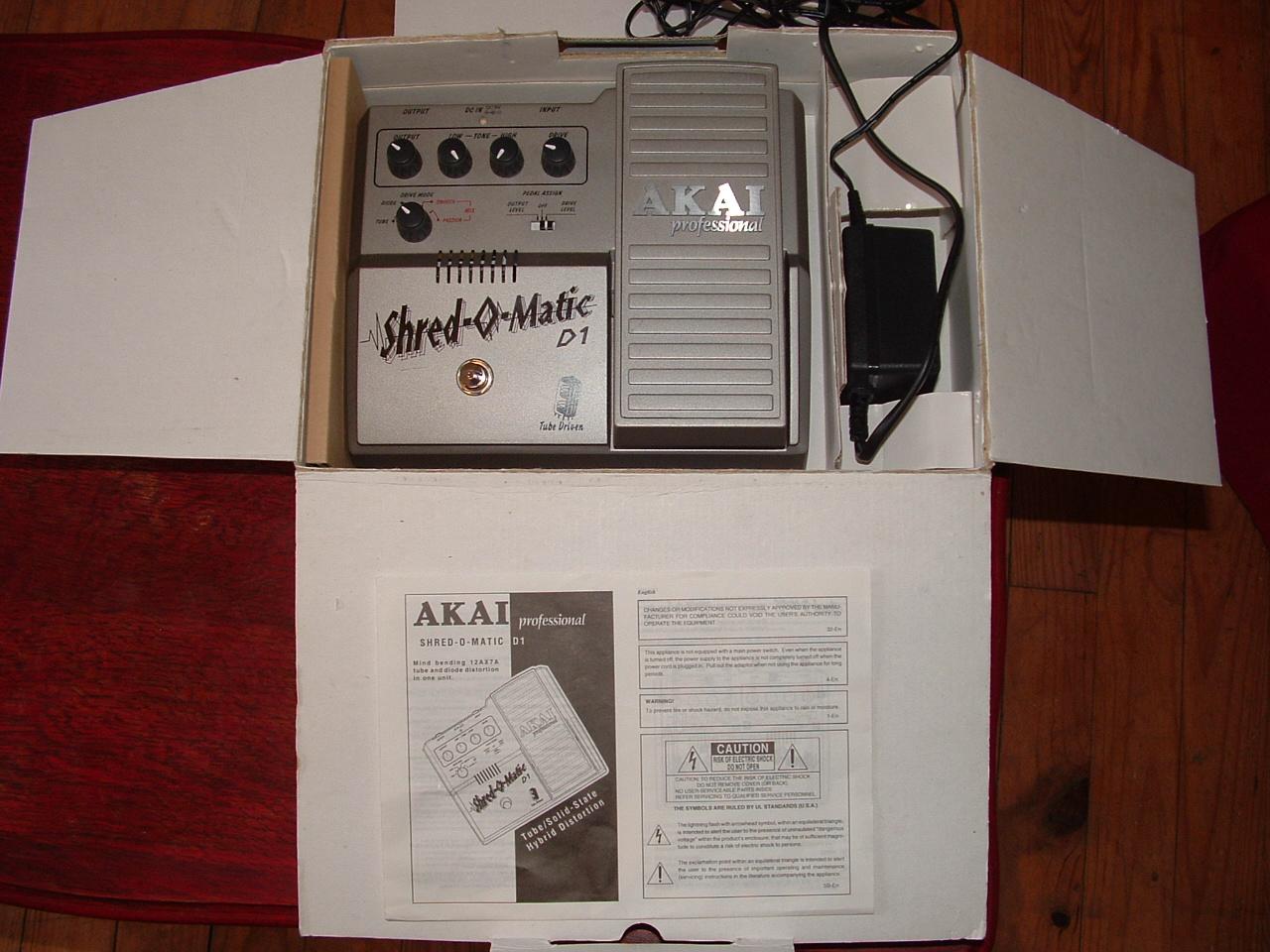 AKAI Shred-O-Matic D1 Drivers Download - Update AKAI Software