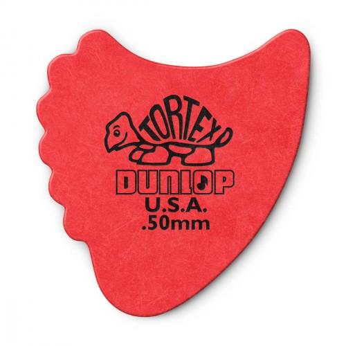 Dunlop 412P73 M/édiators Tortex Sharp 0,73mm sachet de 12