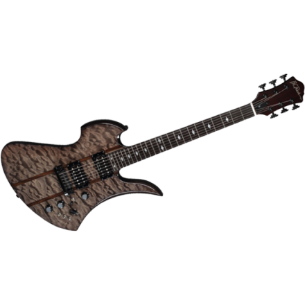 achat guitare bc rich comparer les prix bc rich sur l. Black Bedroom Furniture Sets. Home Design Ideas