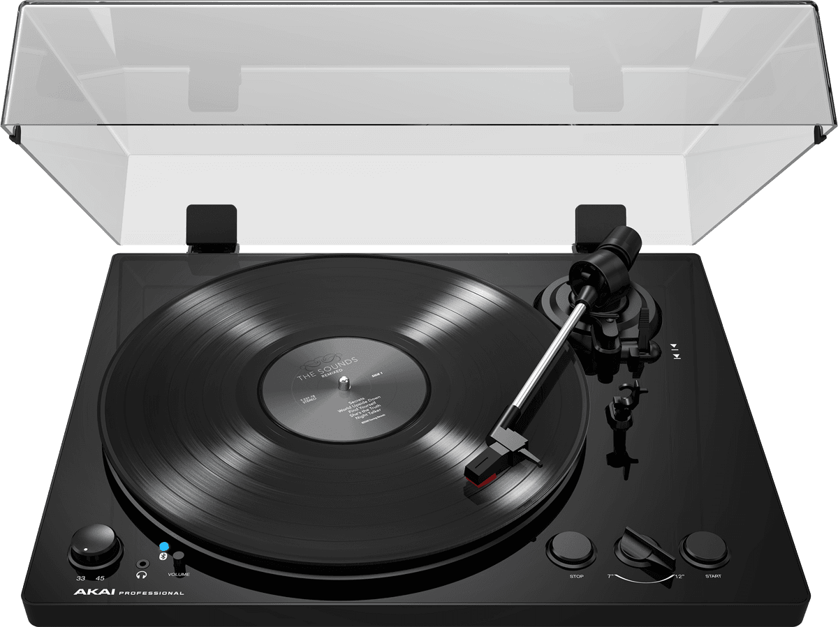 achat platine vinyle akai comparer les prix akai sur l. Black Bedroom Furniture Sets. Home Design Ideas