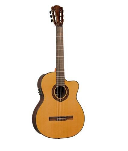 achat guitare classique lag comparer les prix lag sur l 39 espace achat. Black Bedroom Furniture Sets. Home Design Ideas