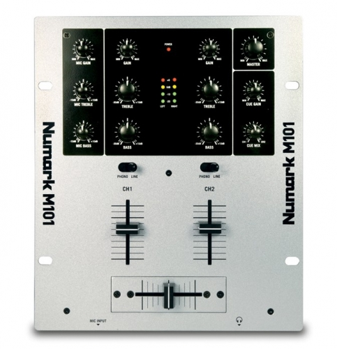 Achat table mixage numark comparer les prix numark sur l for Table de mixage xpress 6 keywood