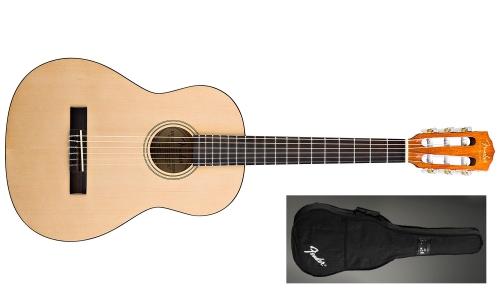 achat guitare classique fender comparer les prix du. Black Bedroom Furniture Sets. Home Design Ideas