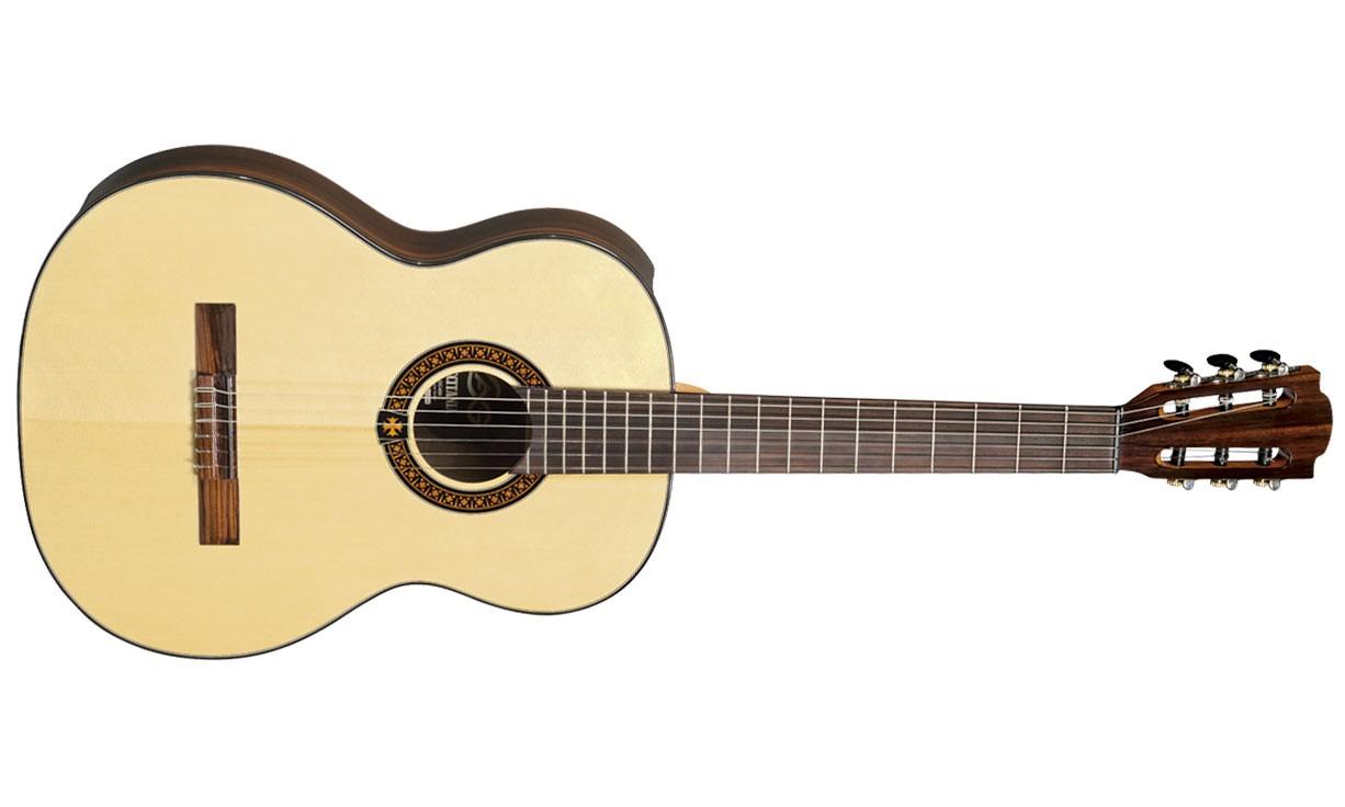 achat guitare classique lag comparer les prix lag sur l. Black Bedroom Furniture Sets. Home Design Ideas