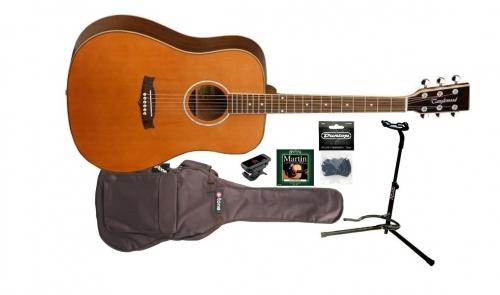 Achat guitare tanglewood en stock chez star s music for Housse guitare folk