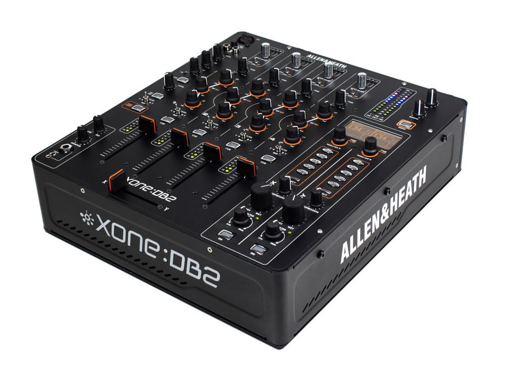 table de mixage haut de gamme