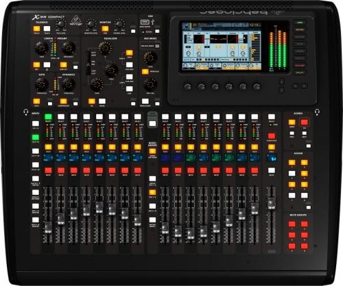 table de mixage interface audio