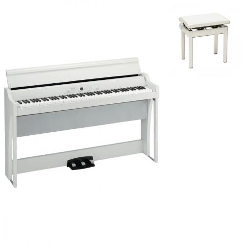 achat piano numerique korg comparer les prix korg sur l. Black Bedroom Furniture Sets. Home Design Ideas