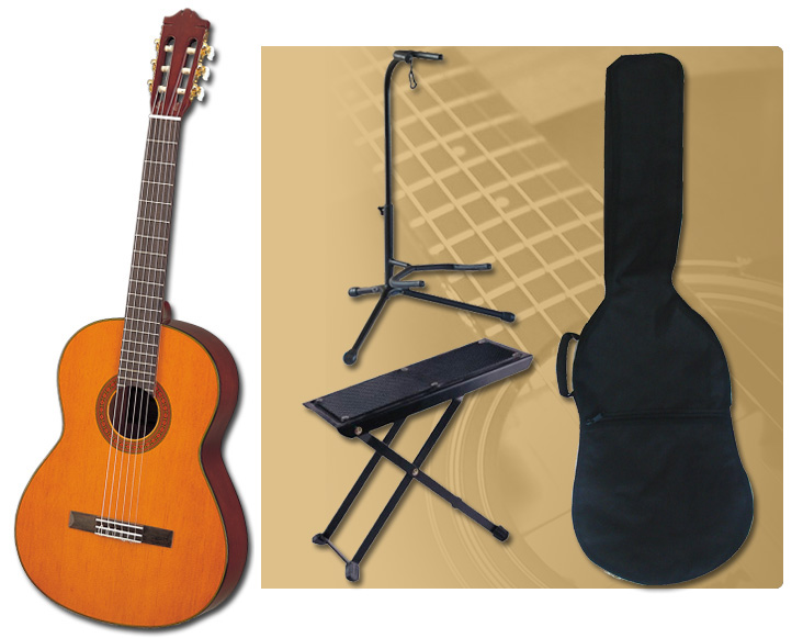 achat guitare yamaha c 40. Black Bedroom Furniture Sets. Home Design Ideas