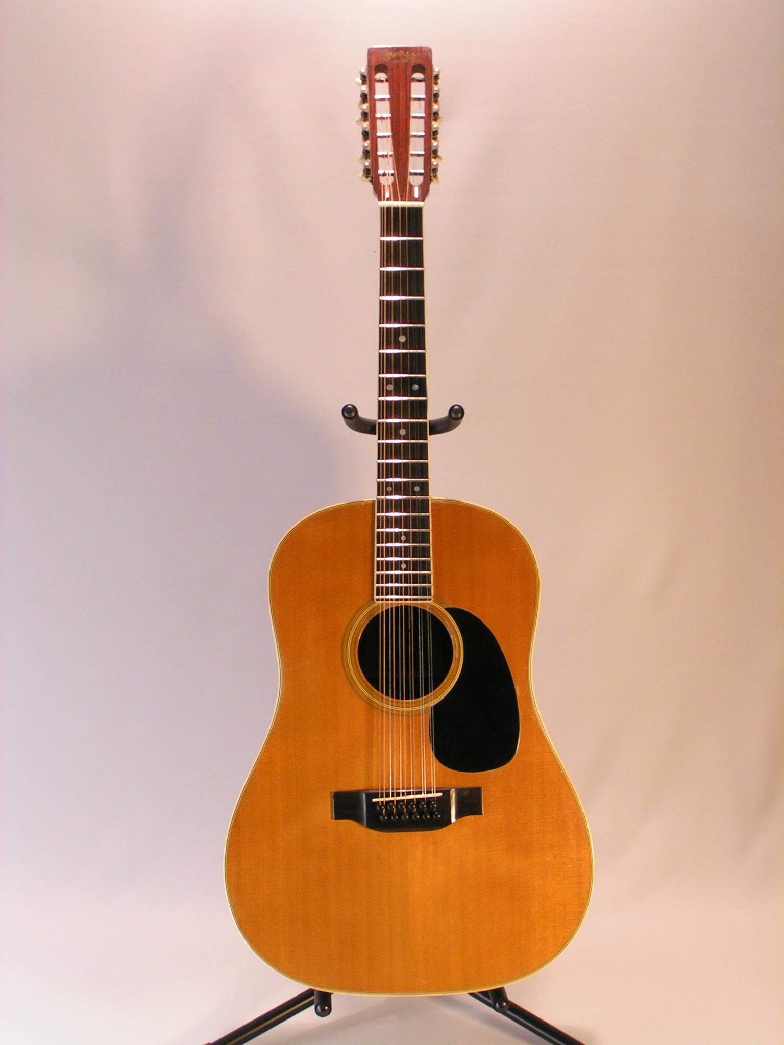 martin d12 35 de 1971 annonce guitare martin. Black Bedroom Furniture Sets. Home Design Ideas