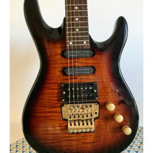 Vends Guitare SAMICK CUSTOM PRO SHOP VALLEY ART de 1993